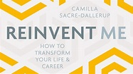 Book Review: Reinvent Me by Camilla Sacre-Dallerup - LA ...