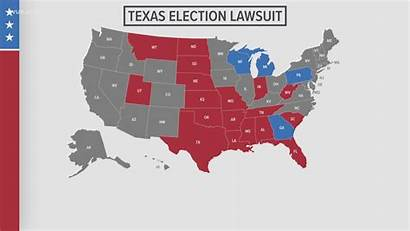 Lawsuit Texas States Join Election Joined Challenging