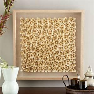Nature of wood wall art light west elm