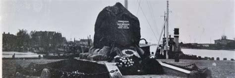 Līdz Jūras svētkiem atjaunos pieminekli - Ventspils ...