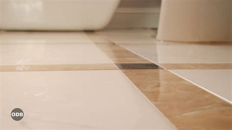 tile flooring how to how to install a rectified porcelain tile floor youtube