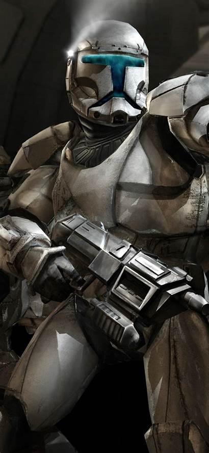 Republic Commando Wars Mobile