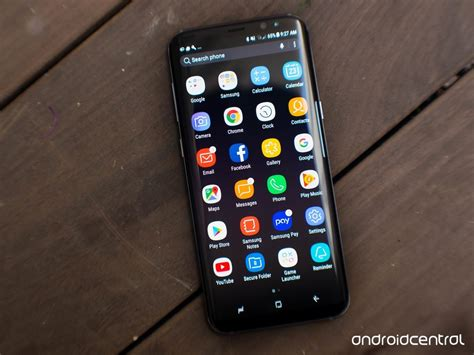 samsung galaxy s8 a second opinion android central