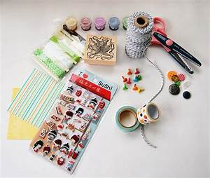 Letter writing supplies
