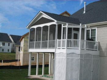 local   contractor build covered deck patio builders