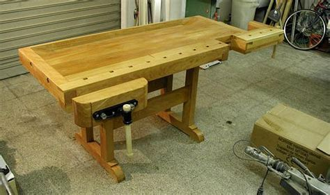 workbench built  luigi  matera italy fine tools