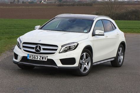 Mercedes Gla Class Photo by Mercedes Gla Class Estate 2014 Photos Parkers