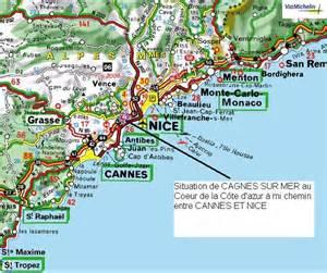point mariage plan de cagne situation géographique venir à cagnes sur mer office du tourisme de cagnes sur mer