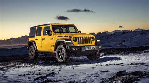 Jeep 4k Wallpapers by Jeep Wrangler Unlimited Rubicon 2019 4k Wallpapers Hd