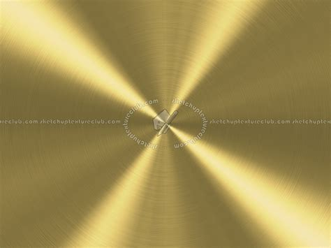 brass radial brushed metal texture