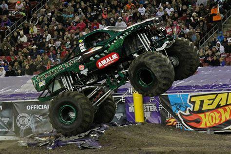 Tampa, Florida  Monster Jam  January 17, 2014