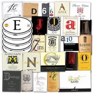 wine label cliches wine ponder With correspondence labels