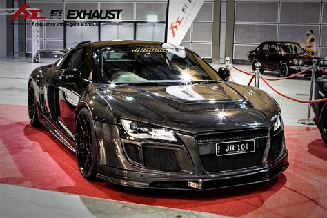 Autorush 2014 Sydney  Audi R8 W Ppi Carbon Fiber Body X