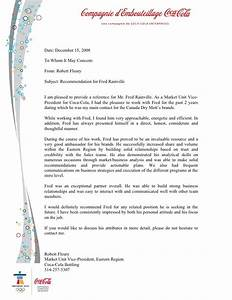 Sample Letter Of Reference For Job Recommendation Letter Letter Of Recommendation