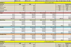 Weight lift tracker template my excel templates for Weight lifting template excel