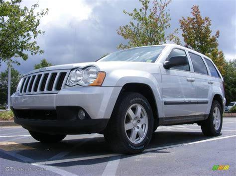 jeep laredo 2009 2009 bright silver metallic jeep grand cherokee laredo