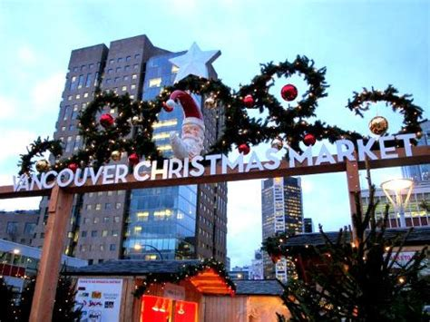 vancouver holiday craft markets
