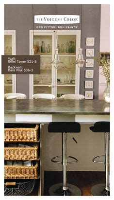 how to paint kitchen cabinets with a glaze the ppg voice of color 174 2016 paint color of the year 9924