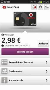 Vodafone Rechnung Mit Paypal Bezahlen : vodafone und visa starten mobiles bezahlen im station ren handel ~ Themetempest.com Abrechnung