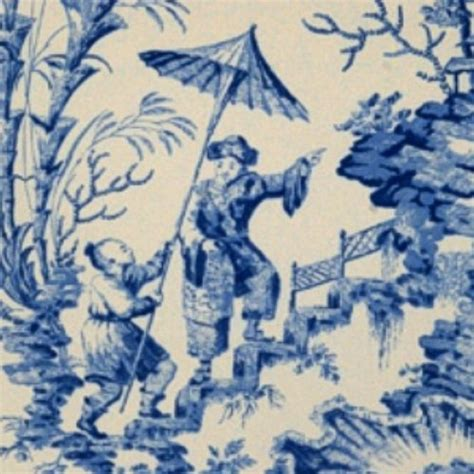 toile wallpaper gallery