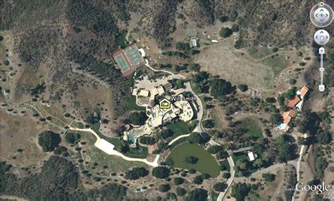 la casa de  smith en google maps casas de los famosos