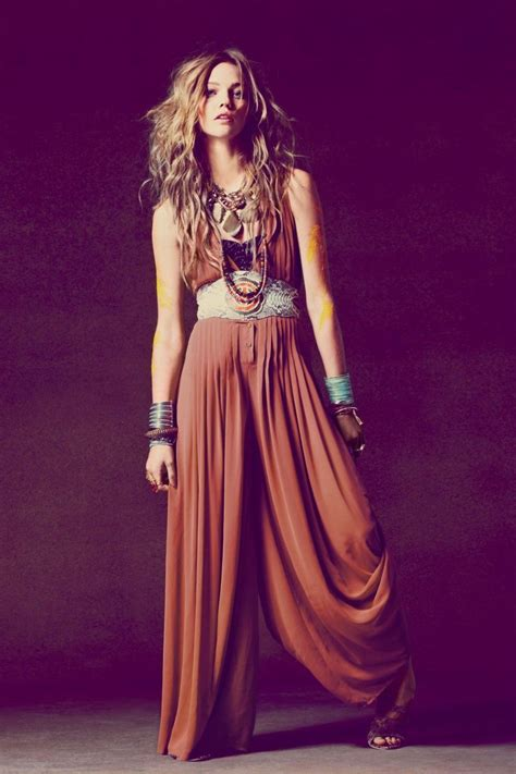 ways  dress   hippie ecstasycoffee