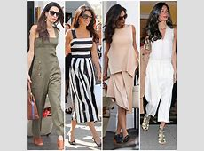 Learn How to Dress Like Amal Clooney MiKADO