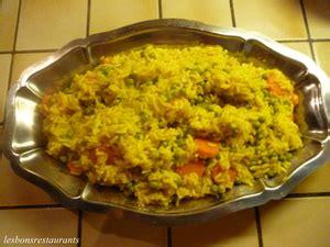 cuisiner le gingembre frais riz biryani aux légumes recette iterroir