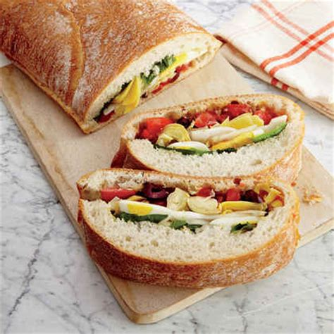 summer sandwich recipes 35 fantastic vegetarian sandwiches myrecipes
