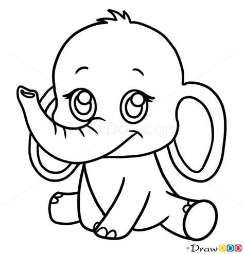 draw  elephant google search projects