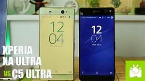 Sony Xperia Xa Ultra Vs Xperia C5 Ultra Review   Camera