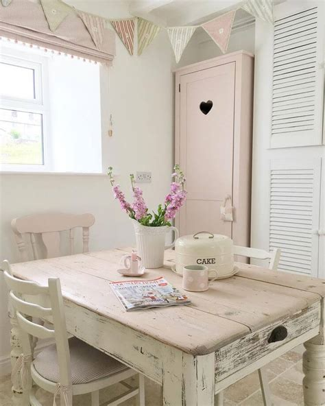 shabby chic accessories for kitchen 29 best shabby chic kitchen decor ideas and designs for 2018 7902