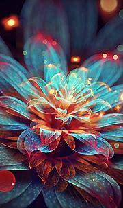 Blooming flame by fractist on DeviantArt | Fractal art ...