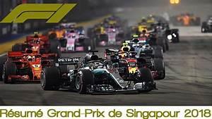 Grand Prix De Singapour 2018 : r sum grand prix de singapour 2018 formule 1 youtube ~ Medecine-chirurgie-esthetiques.com Avis de Voitures