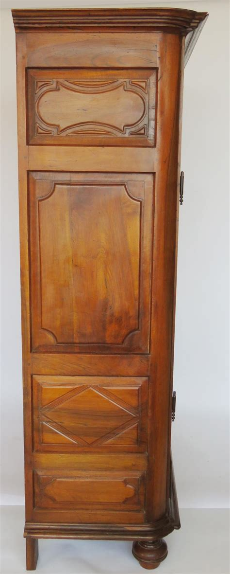 century baroque walnut inlaid armoire  sale  stdibs