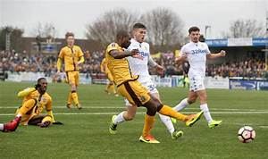 Sutton United 1 - Leeds 0: Championship side limp out of ...