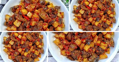 Nah, bagi anda yang ingin belajar membuat sambal sendiri, berikut ini merdeka.com punya berbagai resep sambal khas nusantara yang bisa dicoba. Resep Sambal Goreng Ati Ampela. Spesial dan Praktis! - Resep Spesial