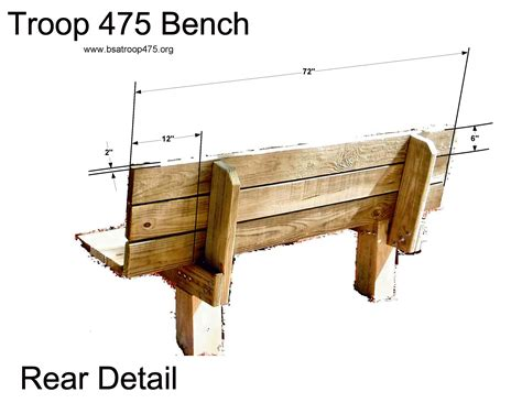 bench plan  woodworking