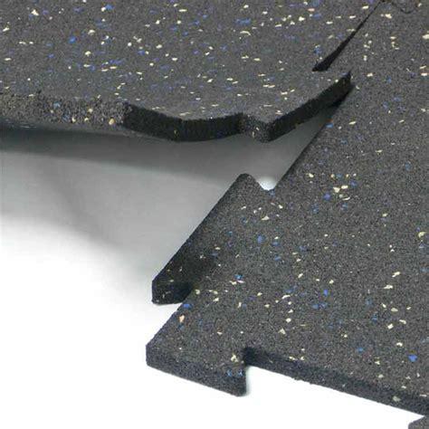 quot puzzle lock quot rubber interlocking mats