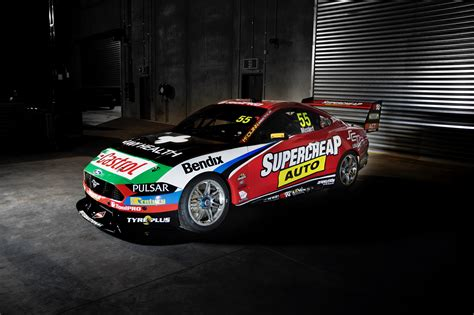 tickford uncovers supercheap auto mustang speedcafe