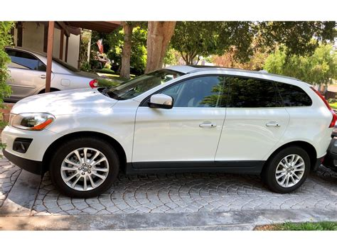 2010 Volvo Xc60 For Sale 2010 volvo xc60 for sale by owner in burbank ca 91506