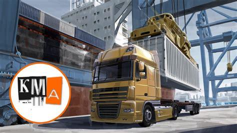 Apskats: Euro Truck Simulator 2 - YouTube