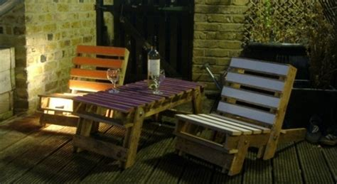 ideas  pallet outdoor furniture  modern
