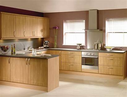 Kitchen Cabinets Wood Grain Pvc Wallpapers Kitchens