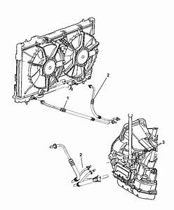 2005 Dodge Neon Sxt Engine Diagram : 5278926ag genuine dodge hose transmission oil return ~ A.2002-acura-tl-radio.info Haus und Dekorationen