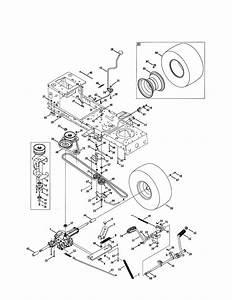 Craftsman Model 247288841 Lawn  Tractor Genuine Parts