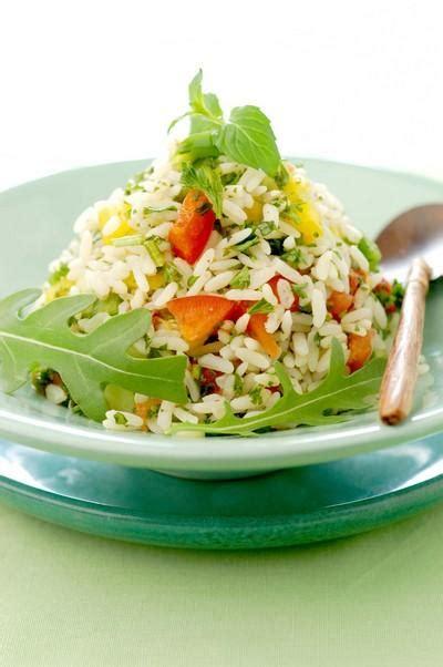 recette salade de riz v 233 g 233 tarienne 750g