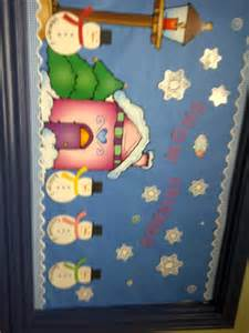 January Bulletin Board Infant