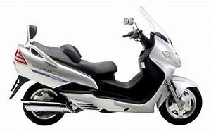 2003 Suzuki An400 Burgman Scooter Workshop Repair Service Manual