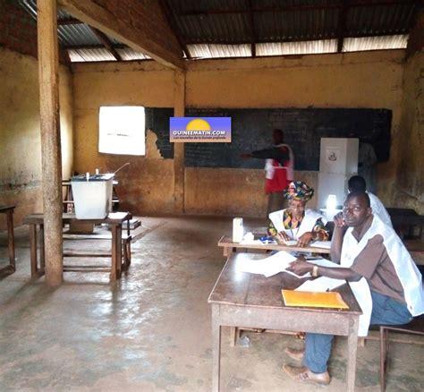 heure ouverture bureau de vote élections communales 2018 notre constat dans la commune